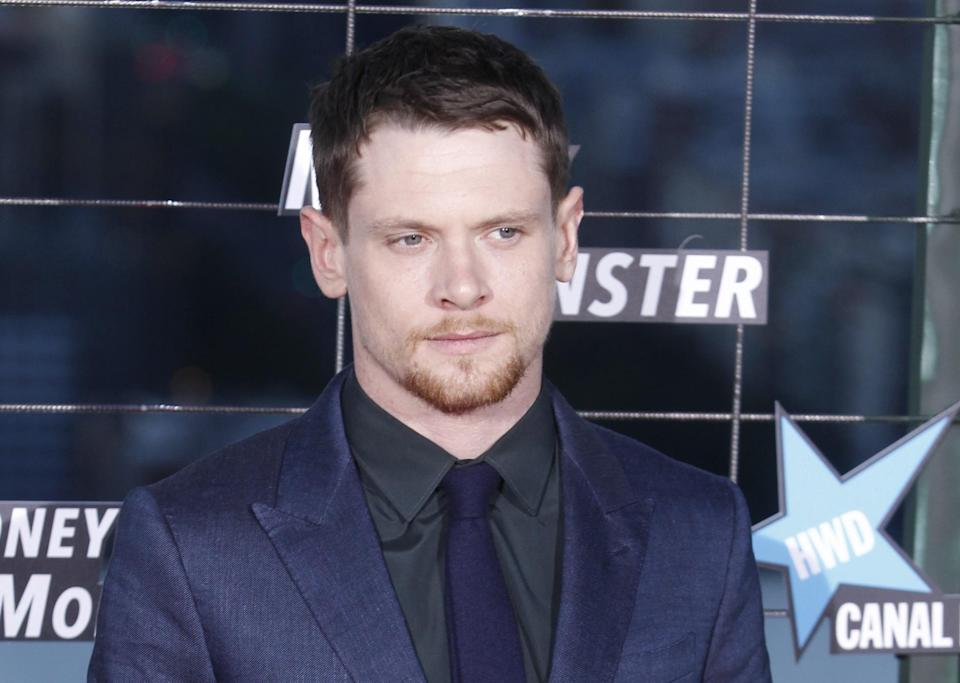 <p>The 27-year old British actor might be a little more buff and classically handsome than we'd usually expect The Joker to be,<br> but his roles in the likes of '71' and 'Starred Up' prove he's got the sinister gravitas to pull it off. (Picture credit: Sean Thorton/WENN.com) </p>