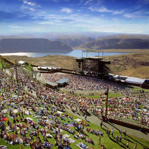 Dave Matthews Band at Gorge Amphitheatre in Washington