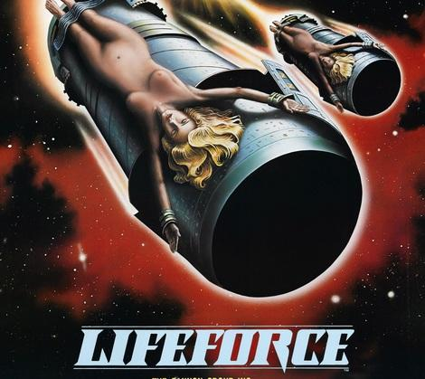Lifeforce creator Colin Wilson dies