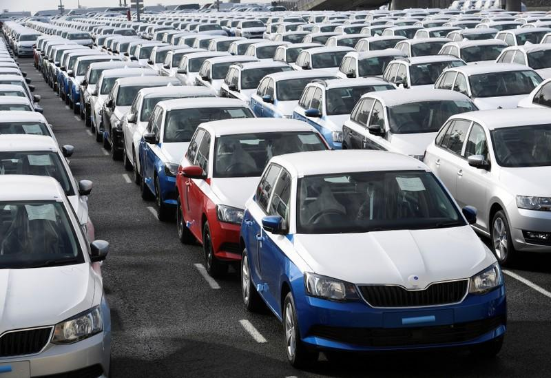 European car sales up 8.6% in Oct, driven by VW rebound - ACEA