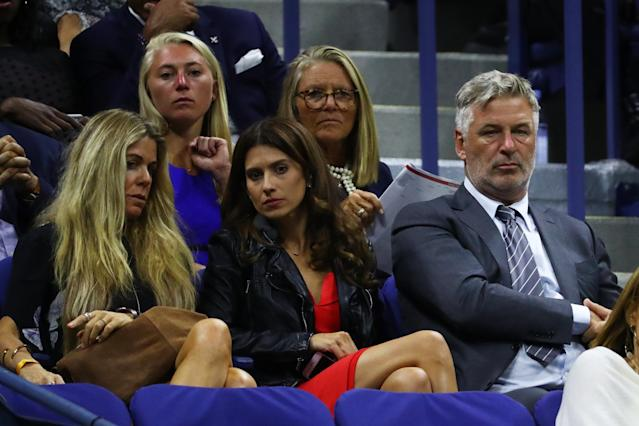 <p>on Day One of the 2017 US Open at the USTA Billie Jean King National Tennis Center on August 28, 2017 in the Flushing neighborhood of the Queens borough of New York City. </p>