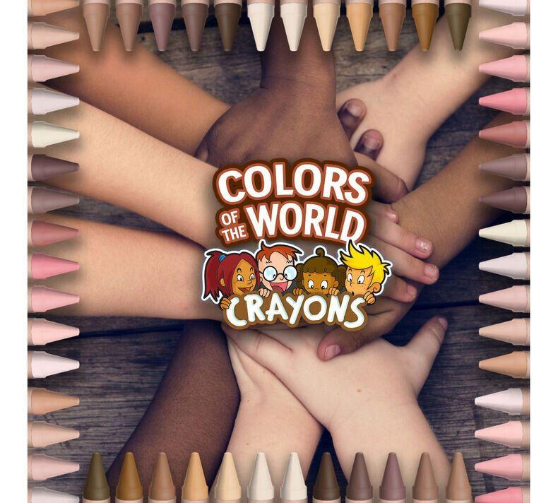 The announcement coincided with World Day for Cultural Diversity for Dialogue and Development. (Photo: Crayola)