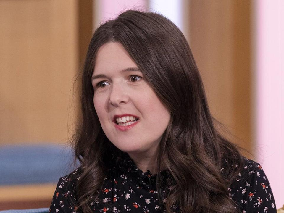 'Ableist trolls took to Twitter to mock how she was speaking, not what she was speaking about' (Ken McKay/ITV/Shutterstock)
