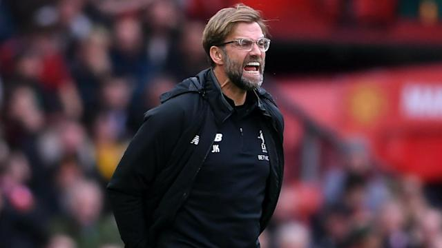 Jurgen Klopp offered an insight into how Liverpool will look to bring down Manchester City in the Champions League quarter-finals.