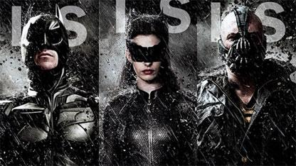 'Dark Knight Rises' Holds on to Top Spot