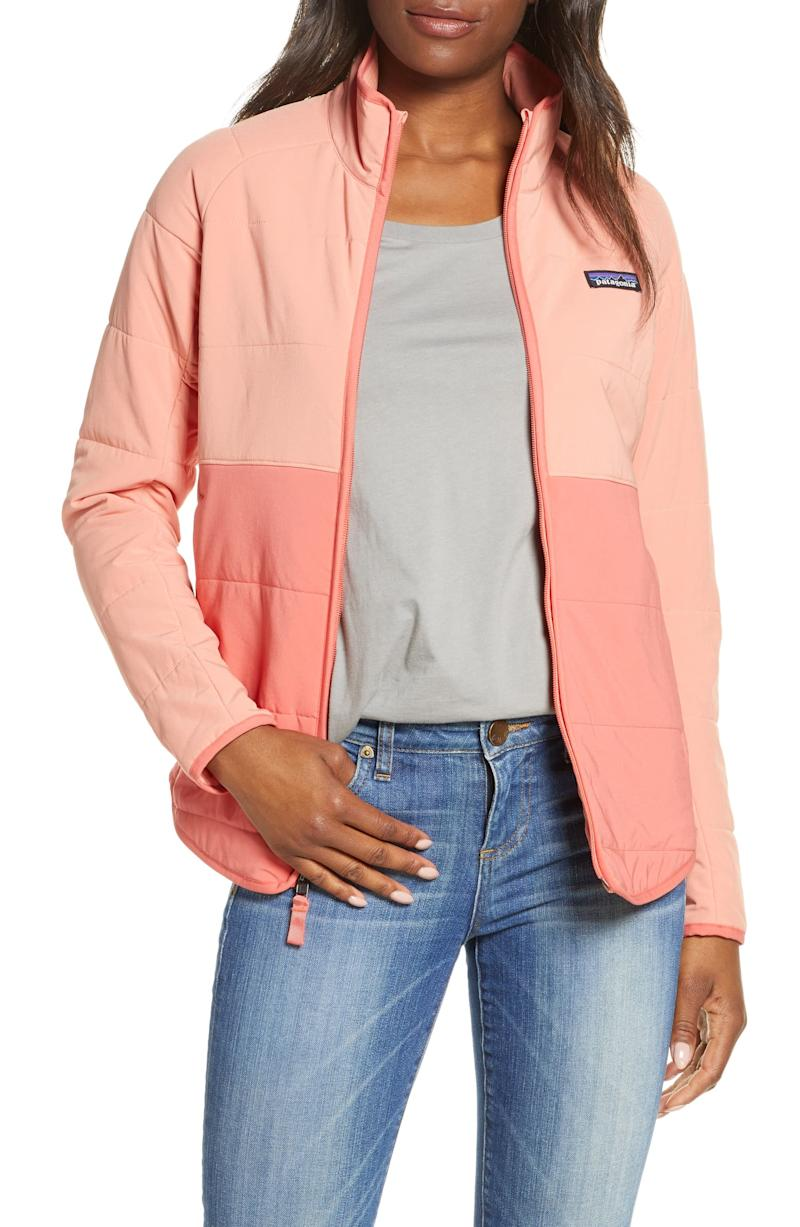 Pack In Insulated Jacket. Image via Nordstrom.