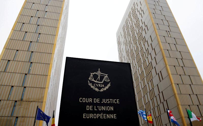 The ECJ ruling is the