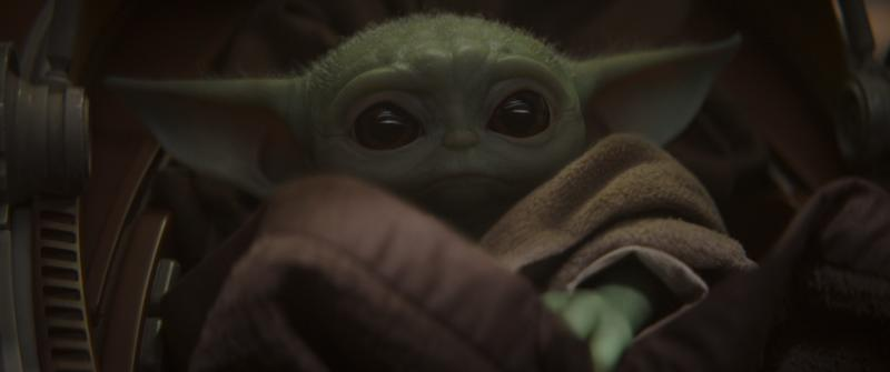 People Are Ready to 'Die for' Baby Yoda, The Mandalorian's Adorable New Addition to the Star Wars Family