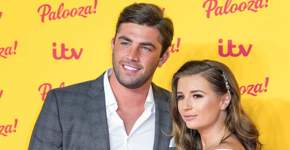 The Love Island couple announced their shock split last week. (PA Images)