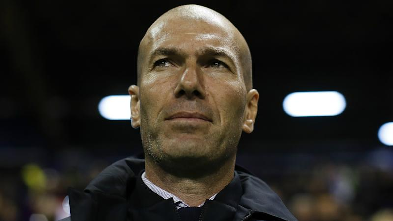 Zidane upbeat despite Madrid's loss to Man City: The tie is over 180 minutes
