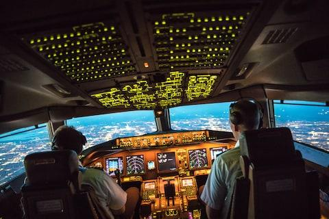 Pilots don't get rattled about turbulence, even when it's strong - Credit: istock