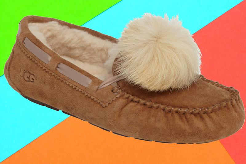 Keep your feet toasty warm in these Ugg slippers. (Photo: Nordstrom)