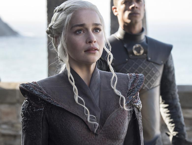 Emilia Clarke said goodbye to the TV series