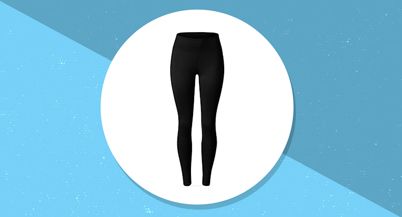 Quality, 'buttery' feel and a shockingly low price: Meet Amazon's bestselling leggings (Photo: Amazon)