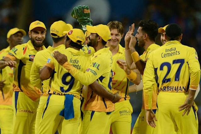 After losing their previous Indian Premier League (IPL) clash by a whisker, Chennai Super Kings (CSK) will aim to start off with a win against Rajasthan Royals (RR) in their new home ground -- the Maharashtra Cricket Association (MCA) Stadium, here on Friday