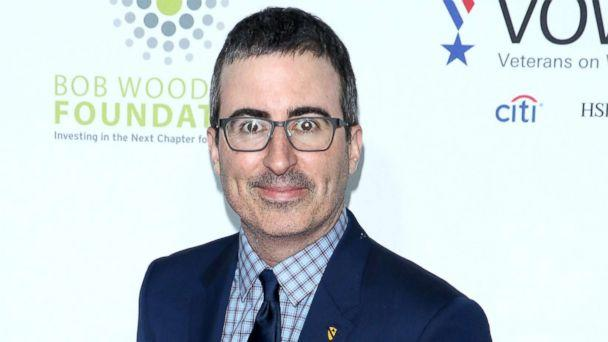 Congratulations, John Oliver, on the koala chlamydia ward named after you
