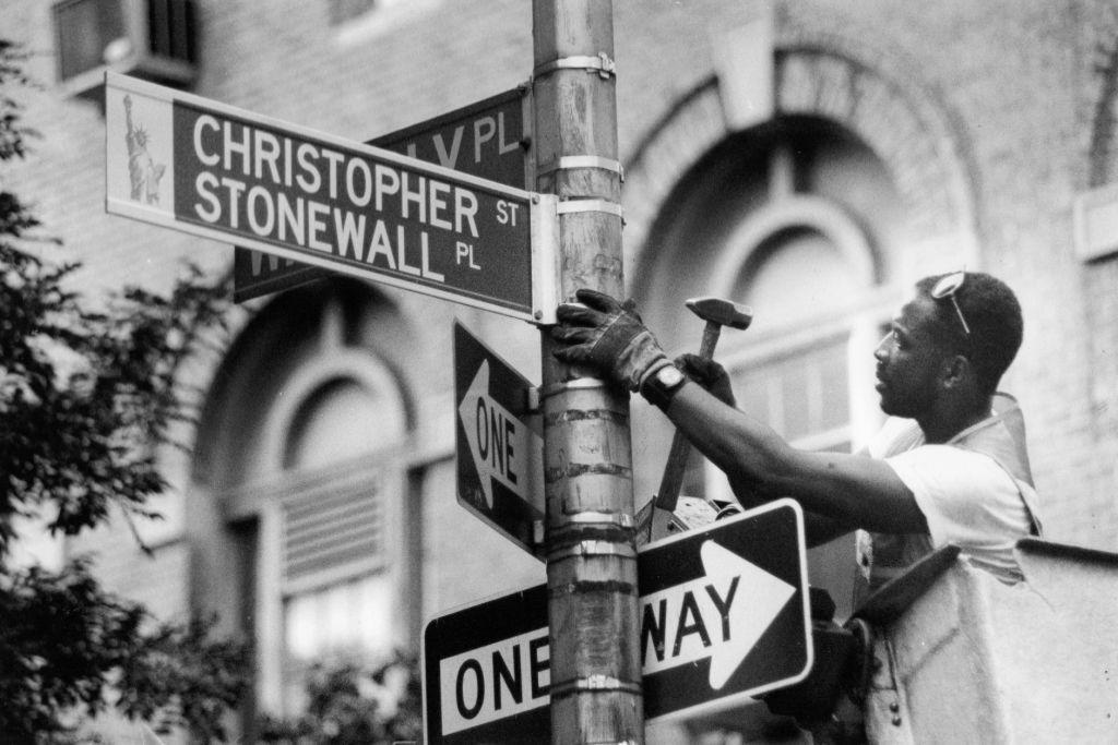 <p>On June 28, 1969, events unfolded in the heart of Greenwich Village that would change the face of LGBTIQA+ rights (and human rights) forever. The Stonewall Inn Protests, incited by a police raid at the Stonewall Inn, a popular New York City pro-gay establishment, forever changed the fabric of queer liberation on an international scale. In honor of Pride Month and the 50th anniversary of the Riots,<em> CR </em>celebrates the individuals who continue to take a stand for gay liberation, while looking back on photos of Pride celebrations in and around the Stonewall Inn.</p>