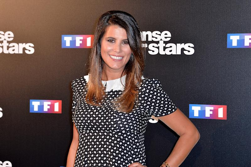 PARIS, FRANCE - SEPTEMBER 28: Karine Ferri poses during the 'Danses With The Stars' photocall on September 28, 2016 in Paris, France. (Photo by Aurelien Meunier/Getty Images)