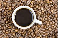 """<p>While researchers are still trying to figure out what it is about<a href=""""https://www.prevention.com/food-nutrition/healthy-eating/a19831490/coffee-good-for-you/"""" rel=""""nofollow noopener"""" target=""""_blank"""" data-ylk=""""slk:coffee"""" class=""""link rapid-noclick-resp""""> coffee </a>that's healthful (the caffeine? the antioxidants?), there's little doubt your body benefits from a cup of joe. A massive National Cancer Institute study found women who drink two to three cups per day enjoy a 13 percent drop in mortality risk. Daily consumption has also been linked to reduced risk for diabetes, skin cancer, dementia, and Alzheimer's. Consider these <a href=""""https://www.prevention.com/food-nutrition/healthy-eating/a23614430/healthy-starbucks-drinks/"""" rel=""""nofollow noopener"""" target=""""_blank"""" data-ylk=""""slk:low-sugar coffee drinks"""" class=""""link rapid-noclick-resp"""">low-sugar coffee drinks </a>the next time you're at Starbucks.</p>"""