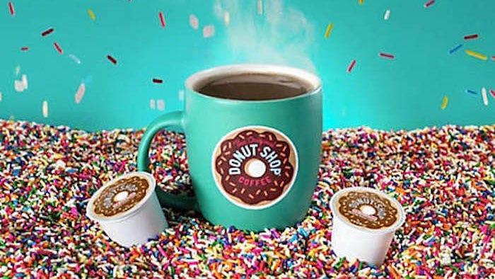 Donut Shop K-Cups drop as low as .42 per pod during this sale.
