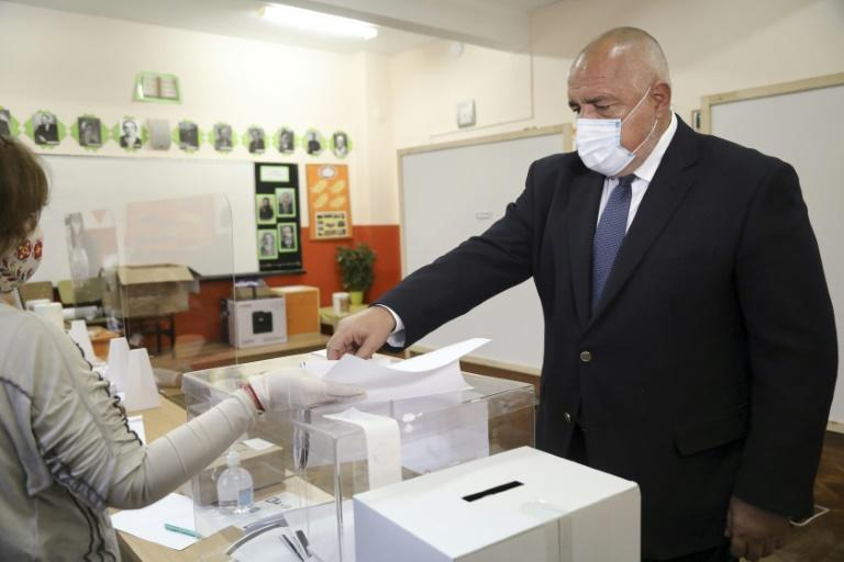 Bulgarian Prime Minister Boyko Borisov faces an uphill battle to form a government after his party won just 25 percent in Sunday's election