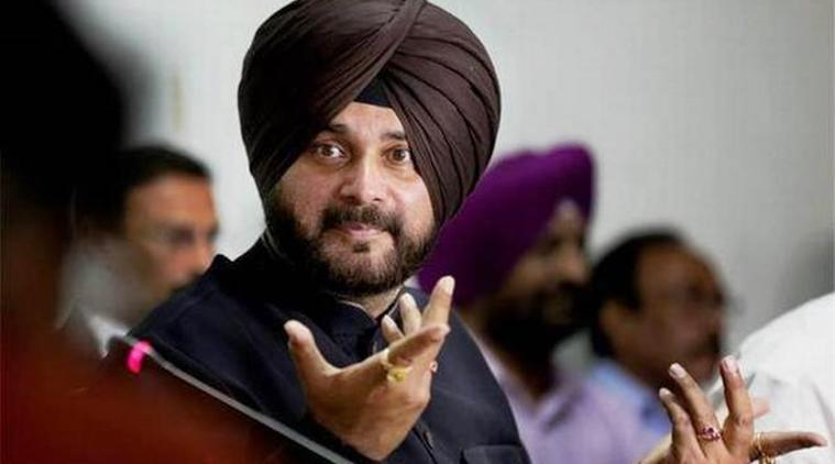 EC bars Navjot Singh Sidhu from campaigning till 72 hours for his communal remarks