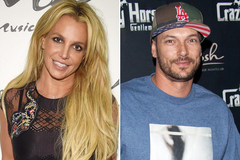 Britney Spears' Dad Wants to Set Child Support Budget for ...