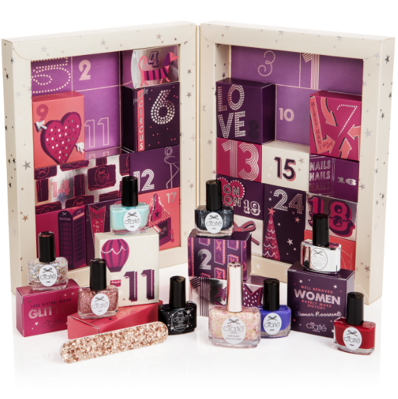 Calendrier Ciate 2020.24 Makeup Advent Calendars To Gift Any Beauty Lover On Your