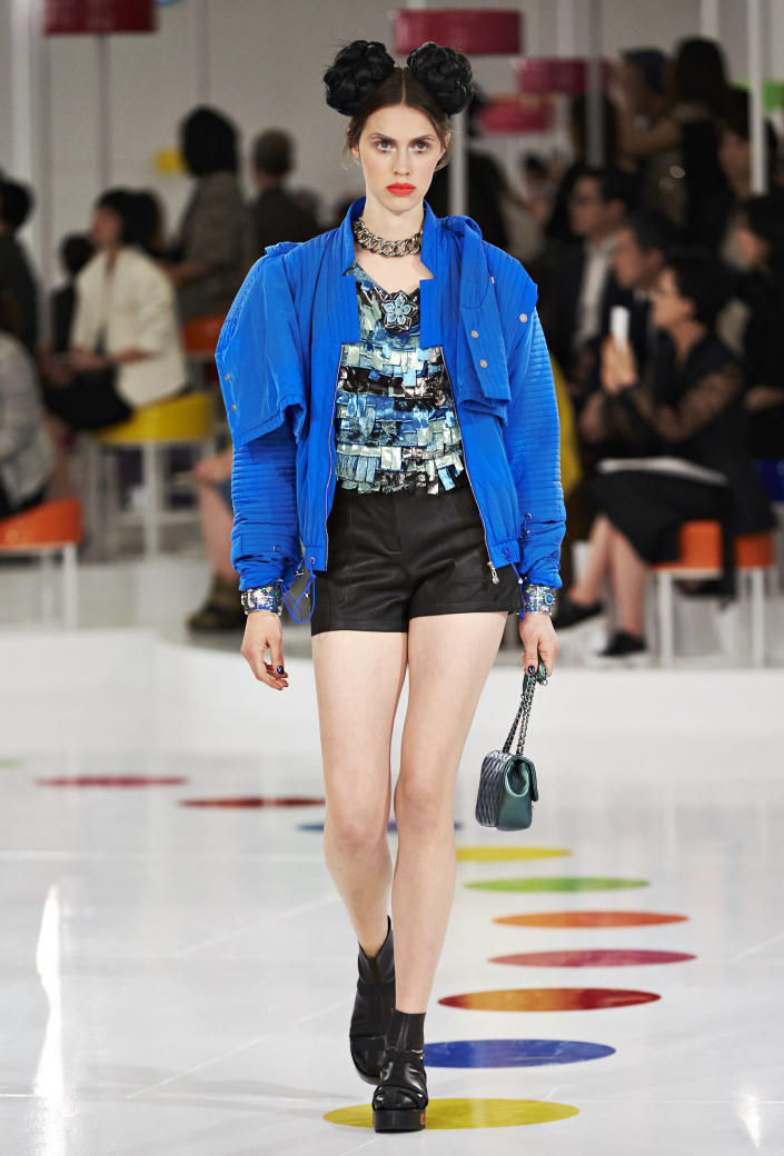 Chanel to show next cruise collection in Paris