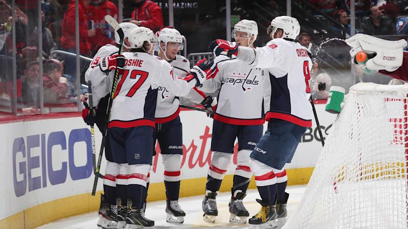 Capitals return to winning ways; Ovechkin remains at 698