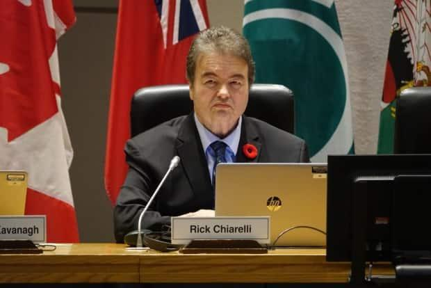 Chiarelli carried out 'incomprehensible incidents of harassment' against staff, says report