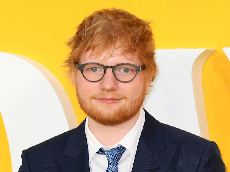 Ed Sheeran shed 50 pounds after trolls labelled him 'fat'