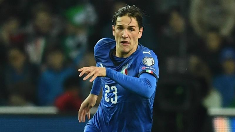 Zaniolo returns to Italy squad as Di Lorenzo gets first call-up