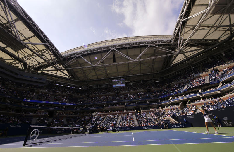 US Tennis Association says it's still preparing for US Open