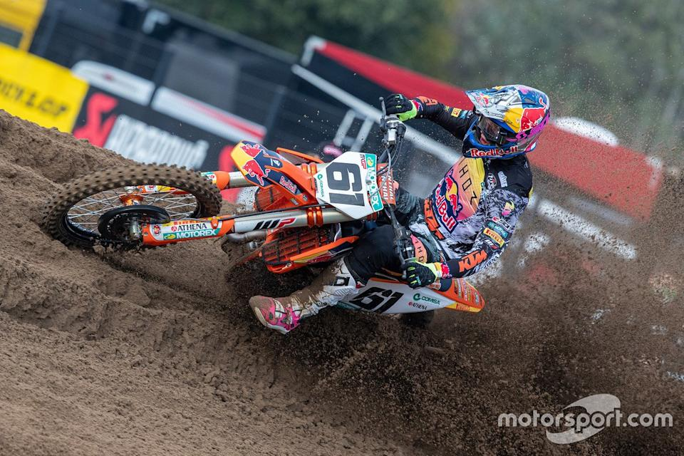"Jorge Prado, Red Bull KTM Factory Racing <span class=""copyright"">Ray Archer</span>"