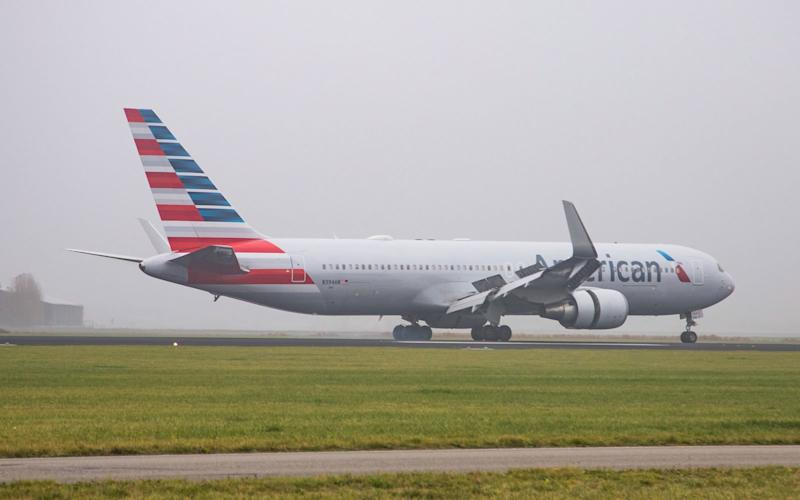 Woman Gives Birth to Baby Girl Named 'Sky' on American Airlines Flight to Charlotte