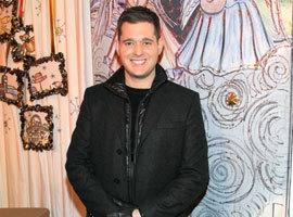 Michael Buble Joins The Voice USA