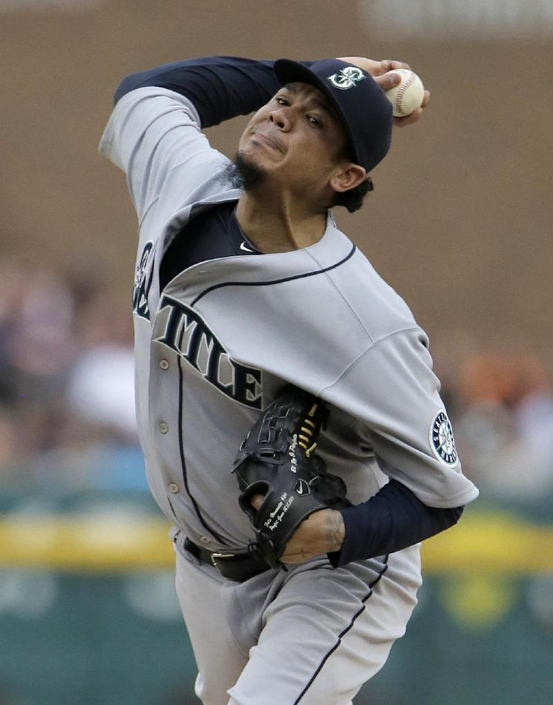 Price helps Tigers beat Mariners 4-2