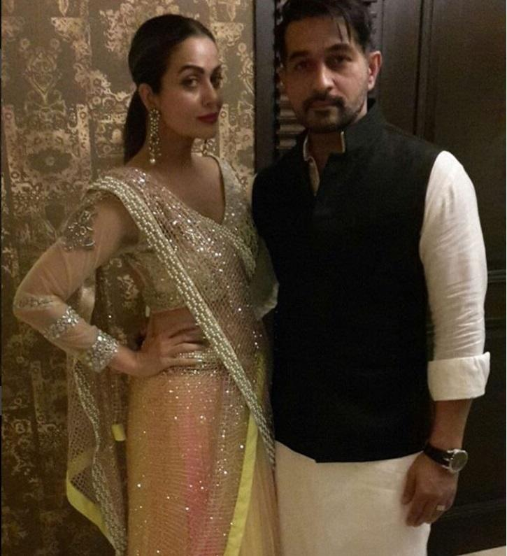 <p>Like elder sister, Malaika Arora Khan, Armita tried her luck for quite some time in Bollywood but was easy to reckon the slimness of the possibilities the industry had to offer. It was a good and economically wise decision to walk the alter with longtime boyfriend and businessman Shakeel Ladak, who we know is enjoying huge gains since the lady entered his life with all the luck. </p>