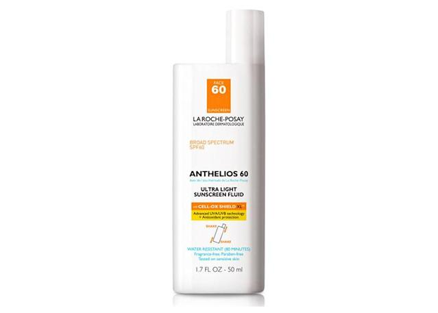 La Roche-Posay Anthelios 60 Face Sunscreen for Combination Skin SPF 60. (Photo: Ulta)