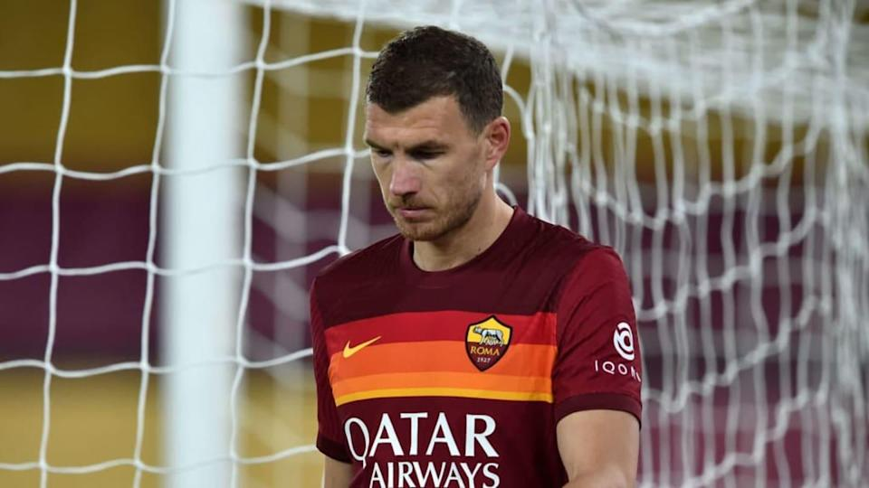 Edin Dzeko | Giuseppe Bellini/Getty Images