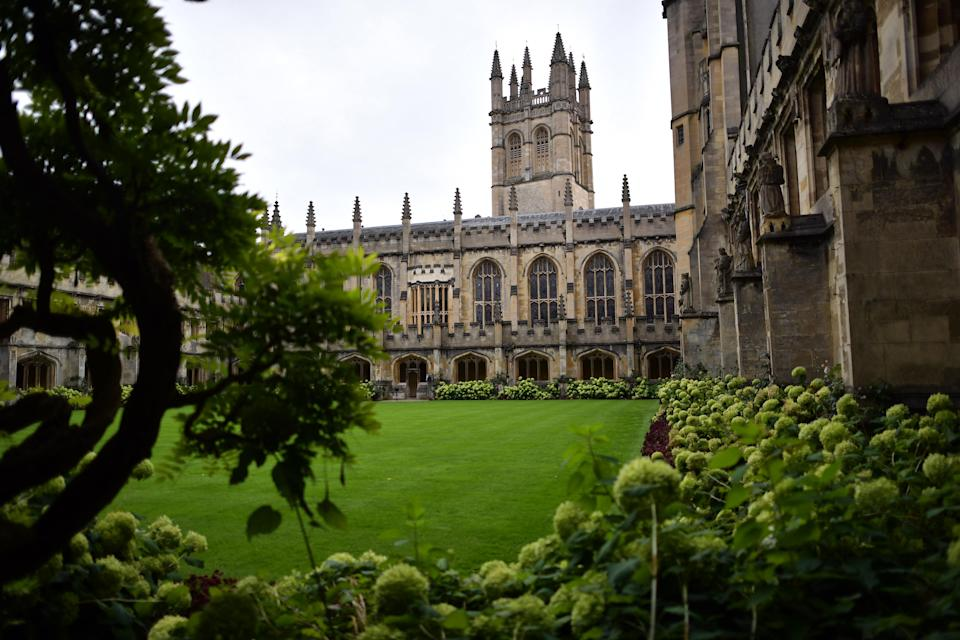 Magdalen College (a constituent college of the University of Oxford) in 2016. (PHOTO: Carl Court/Getty Images)