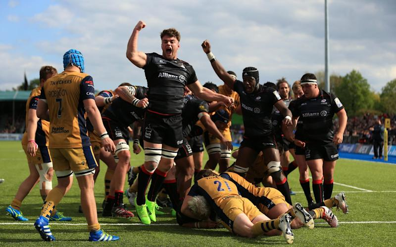 Saracens - Credit: Getty Images
