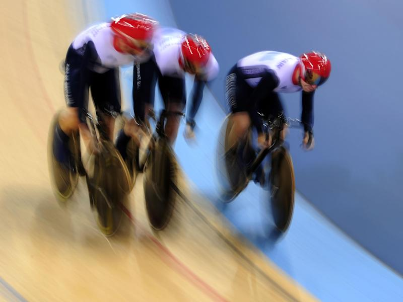 British cycling is in crisis, but taxpayers are being deliberately kept in the dark about where their money is being spent: Getty