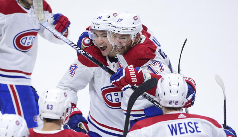 Kovalchuk's OT goal gives Canadiens 2-1 win over Senators