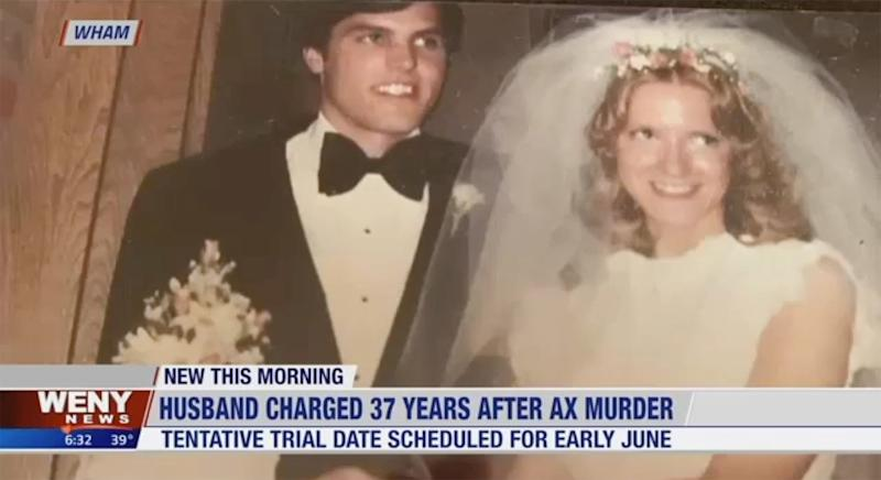 37 Years After His Wife Is Found Dead with an Ax in Her Skull, Husband Is Arrested