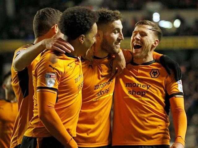 Wolves back on track with win over Reading as Aston Villa suffer surprise home defeat by QPR