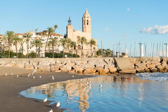 Swap Barcelona for Sitges this year (iStock)