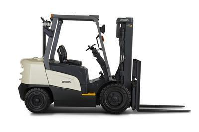 Crown Equipment Introduces The C-DX Series Offering A Versatile and Value-Oriented Diesel Forklift (PRNewsfoto/Crown Equipment Pty Ltd)