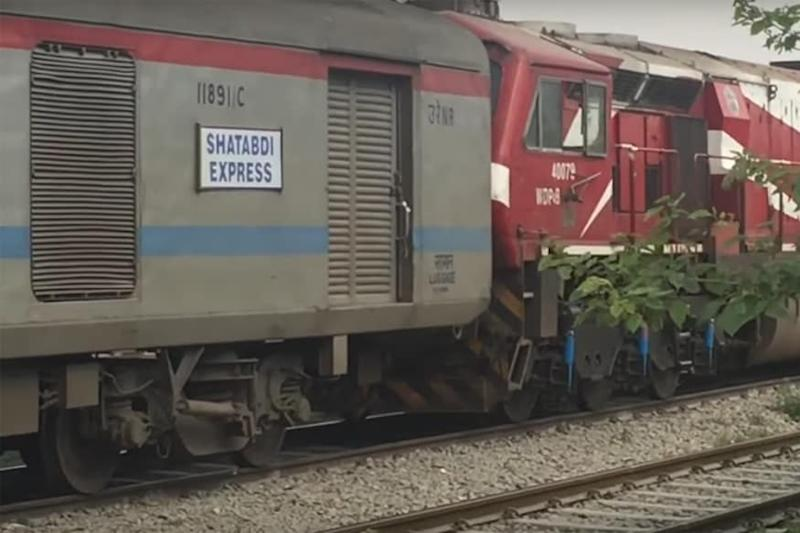 Delhi Man Pulls Emergency Chain of Shatabdi Train to Let His Mother Finish Breakfast